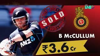 IPL 2018 Auction: Catch Harsha Bhogle, Gaurav Kapur and Joy Bhattacharjya analyse the IPLAuction ...