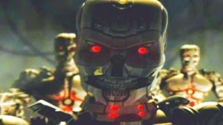 Terminator 3: Rise of the Machines - Walkthrough Part 3 - Tech-Com Base: Perimeter
