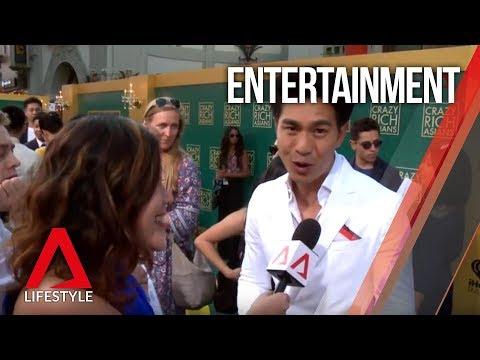 Xxx Mp4 Singapore Goes To Hollywood Crazy Rich Asians LA Premiere CNA Lifestyle 3gp Sex