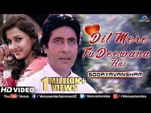 Xxx Mp4 Dil Mere Tu Deewana Hai Sooryavansham Amitabh Rachana Banerjee 90 S Romantic Bollywood Song 3gp Sex