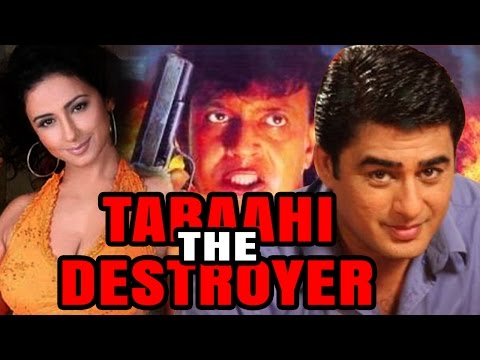 Tabaahi -The Destroyer (1999) Full Hindi Movie | Mithun Chakraborthy, Ayub Khan, Divya Dutta