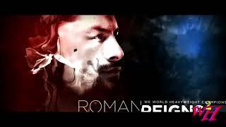 Roman Reigns vs Triple H  WM 32 match highlights