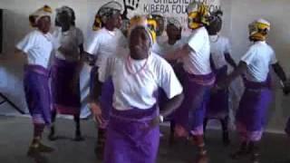 Luganda Dance - Children of Kibera Foundation Music Festival 2009