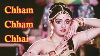Chham Chham Chhai Chhai - Jeetendra, Sridevi, Kishore Kumar, Suhaagan Song