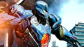 PACIFIC RIM 2 - ALL Trailers & Clips Compilation