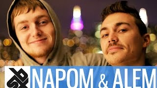 NAPOM & ALEM | Beatbox World Championship Finalists