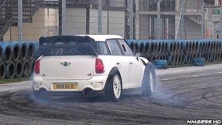 Insane Anti-lag: Mini Countryman JCW WRC