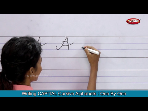Xxx Mp4 Cursive Writing For Children Writing Capital Cursive Letters Cursive Handwriting Practice 3gp Sex