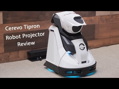 Cerevo Tipron Robot Projector Review