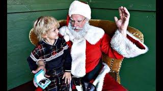 Tydus PRANKS Santa Claus!!