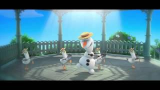 Frozen اغنية الصيف للمبدع أولاف من فيلم