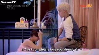 Taliw and TenTen cute moment! (Kiss Me Thai)