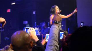 K. Michelle - Hard To Do (Howard Theatre 12-10-14)