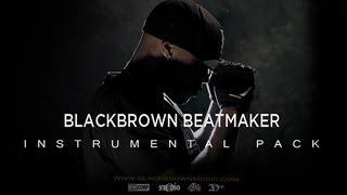 BLACKBROWN UNDERGROUND INSTRUMENTAL PACK - FULL ALBUM 39 BEAT (+ DOWNLOAD LINK)