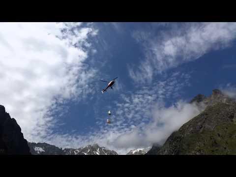 HB-XQJ Air-Glaciers à la Fouly
