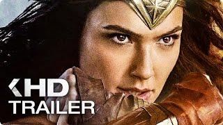 WONDER WOMAN ALLE Trailer German Deutsch (2017)