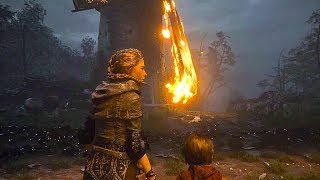 A Plague Tale: Innocence - NEW Gameplay Trailer (Survival Game 2019)