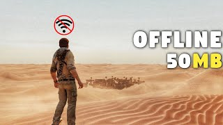 Top 20 OFFLINE Games on Android under 50MB [High Graphics]