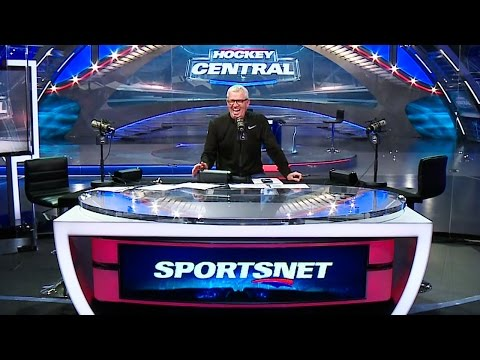 Your host of Hockey Central at Noon is Doug MacLean