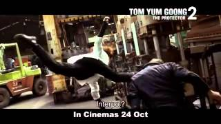 Tom Yum Goong 2 (The Protector 2) starring Tony Jaa (Trailer)