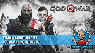 Vitamin String Quartet - God of War Instrumental (E3 2018)