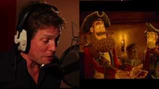 The Pirates! Band of Misfits: Side By Sides Hugh Grant [HD]