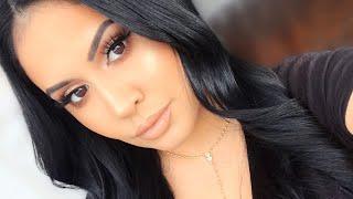Neutral Makeup Tutorial ft Desi X Katy's Makeup Collection | RositaApplebum