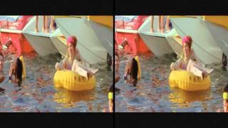 3D TV Piranha 3D Trailer in Stereoscopic 3D 1080p TRU3D