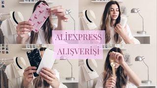 ALİEXPRESS ALIŞVERİŞİM #1