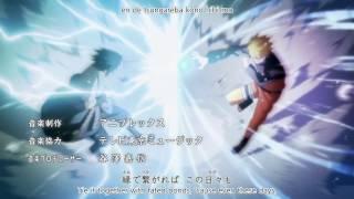 Naruto Shippuden Opening 19 V3 (English Sub)