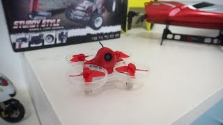 Eachine M80 LOS Flight Testing at Home
