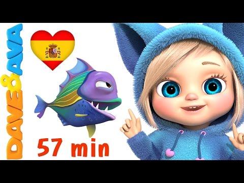 🐡 Videos Infantiles Сanciones Infantiles en Español de Dave y Ava 🐡