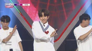 Show Champion EP.244 Samuel - Sixteen [사무엘 - 식스틴]