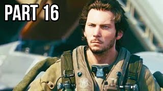 Call of Duty Advanced Warfare Gameplay Walkthrough - Part 16 - Mission 13: Throttle (PS4 1080p HD)