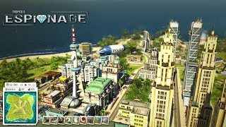 Tropico 5 - Espionage Expansion - Gameplay Trailer