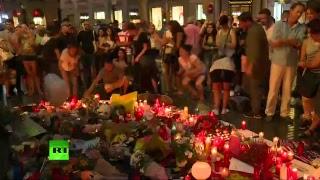L'extrême droite et les antifascistes se rassemblent à Barcelone au lendemain de l'attentat sanglant