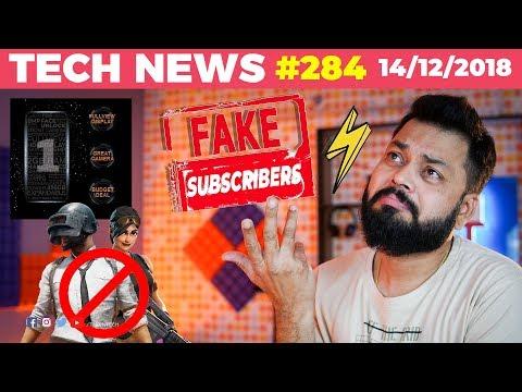 Xxx Mp4 Youtube Ki Safaai PUBG Banned Gionee New Phones Realme U1 Open Sale No More Zenfones TTN 284 3gp Sex