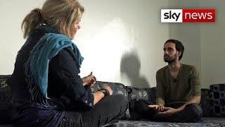 British Jihadi describes