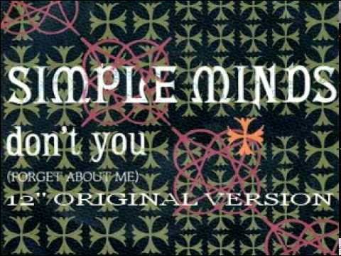 Xxx Mp4 Simple Minds Don 39 T You Forget About Me 12 39 39 Original Version 3gp Sex