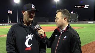 Baseball Recap: Cincinnati 7, Ohio State 1
