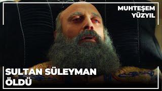 Kanuni Sultan Süleyman öldü - Muhteşem Yüzyıl 139.Bölüm