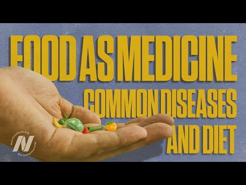Food as Medicine: Preventing and Treating the Most Common Diseases with Diet