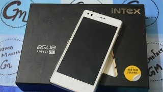 Intex Aqua Speed HD Unboxing
