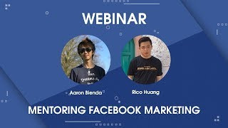 Webinar Mentoring Facebook Marketing