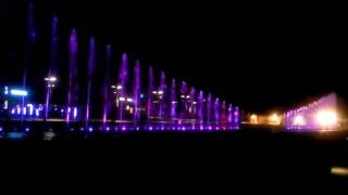 2012-01-15 Mall of Arabia - Dancing Fountain