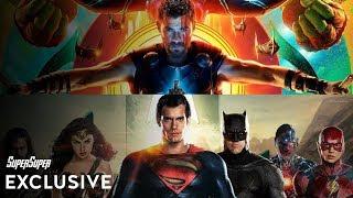 Marvel vs DC - Who Stands Where? | SuperSuper