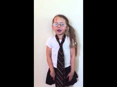Download 5 year old singing 'Harry Potter in 99 Seconds'