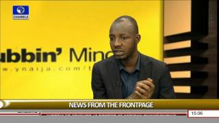 Rubbing Minds: From The Front Page 22/02/16