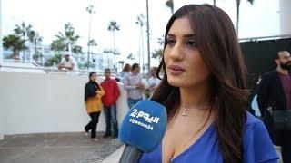 مريم باكوش : أديت دور خليجية في فيلم ألماني لم أشاهده وسأصبح إعلامية !