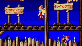 [TAS] Genesis Pinocchio by Meerkov in 16:25.28